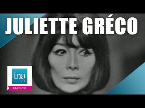 Juliette Gréco - Le petit bal perdu