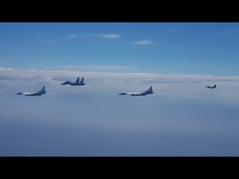 Russian Nuclear Bombers Within Striking Distance of US