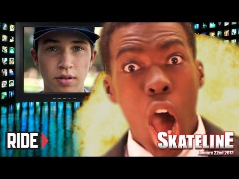 SKATELINE - Chad Muska, Brandon Westgate, Elijah Berle, and More!