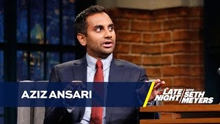 Aziz Ansari Shares His Brother