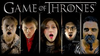 Game of Thrones - Main Theme A'cappella