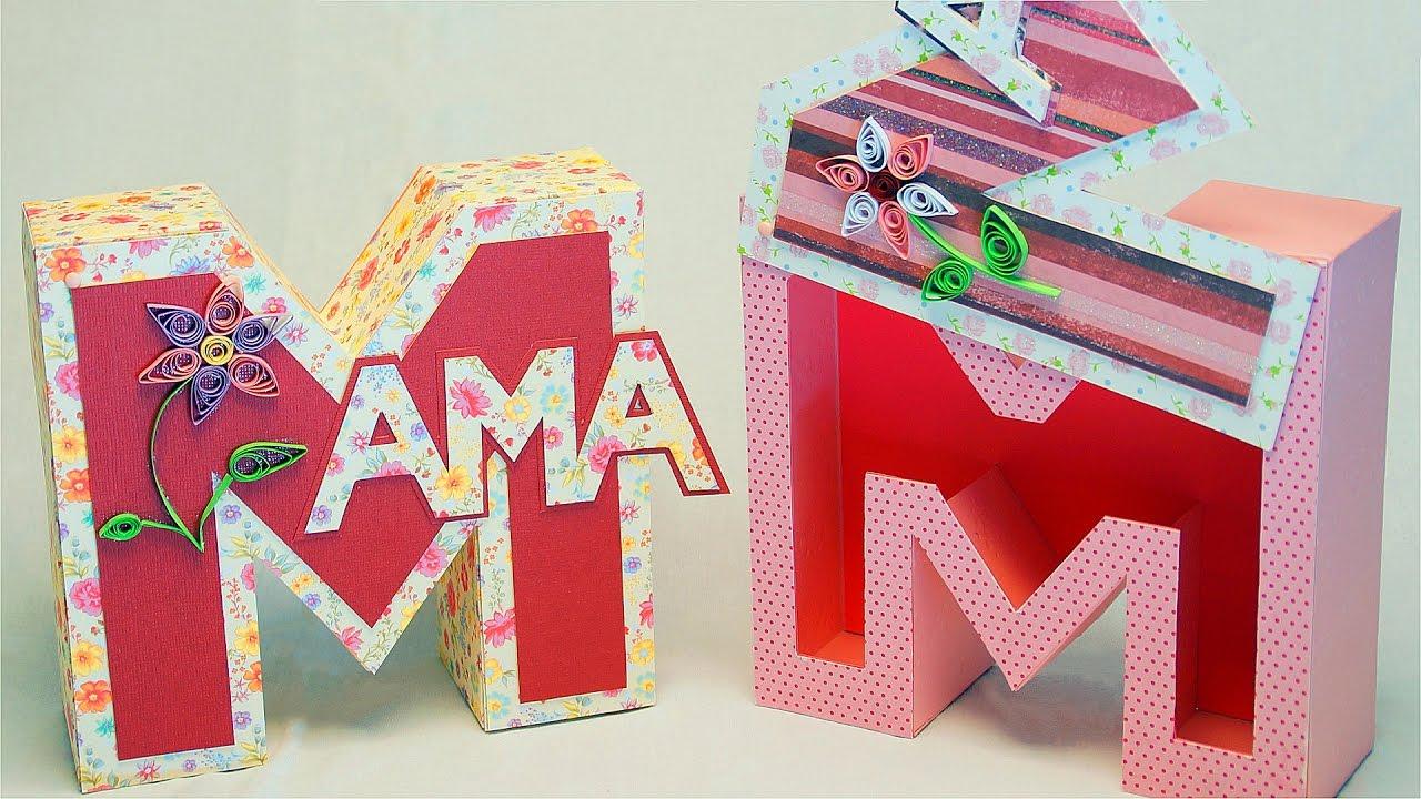 Muttertagsgeschenke basteln mama geschenkbox for Weihnachtsgeschenke fa r papa selber machen