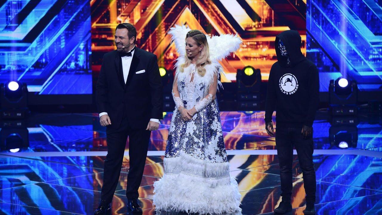 Juriul X Factor a îmbrăcat hainele de gală