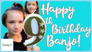 BANJO'S BIRTHDAY | MILANI'S CAFE | GEORGIE'S PIZZA | SHOPPING APIA MARKET | SAMOAN VLOG | Episode 68