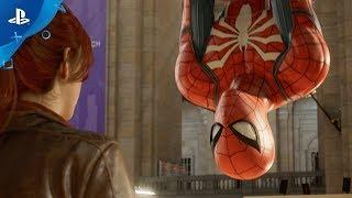 Marvel's Spider Man   PGW 2017 Teaser Trailer   PS4