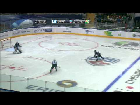 Динамо Москва - Салават Юлаев 4:3Б / Dynamo - Salavat Yulaev 4:3SO