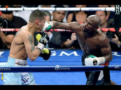 *StriKING SkILLZ* -Floyd Mayweather- MY OFFENSIVE SKILLZ ARE LEGENDARY!!