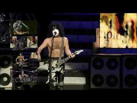 KISS - Rock the Nation (Live) - Love Gun