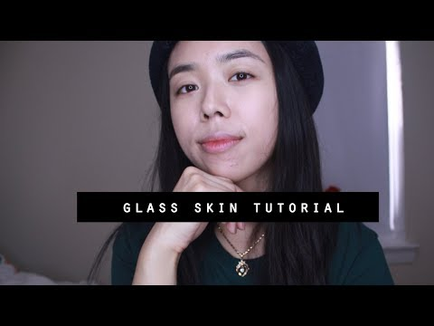 HOW TO GET GLASS SKIN IN 5 STEPS ✨