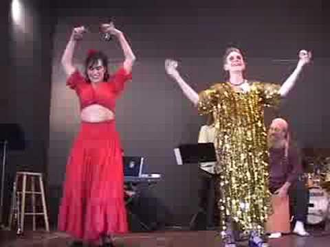 Flamenco, Zills, Castanets