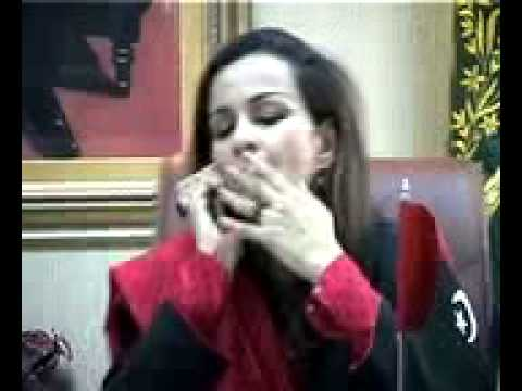 SHERRY REHMAN SMOKING SCANDAL.flv