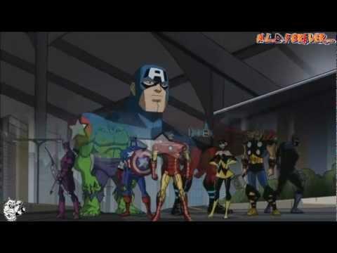 Los Vengadores - Los heroes mas poderosos del planeta Capitulo 35 (Español Latino HD)