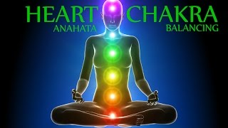 Activating Qi Flow of Heart Chakra Meditation (Fourth Chakra)