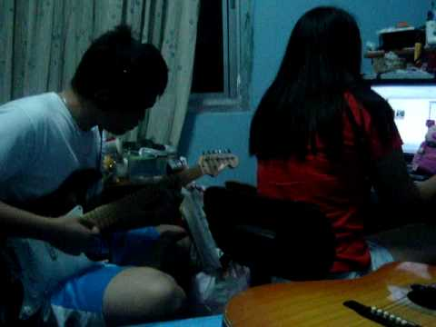 Mahal Kita Kasi cover by Jed and LehZ