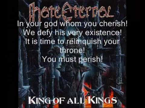 Hate Eternal - The Obscure Terror