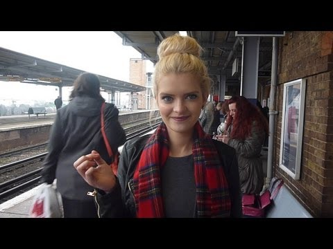 VLOG #1 London: OOTD, Vitality Show, Shopping, Musicals & MAC! | MegsBudgetBoutique