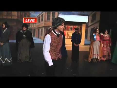 Nederland High School presents Scrooge: The Musical