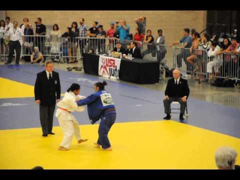 Lao Judo Baiyan Judo Junior Olympic 2012