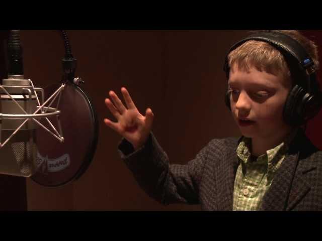 "Nic Boutenko Sings ""What a Wonderful World."""