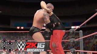 Backlash 2016: Randy Orton vs. Bray Wyatt — WWE 2K16 Match Sims