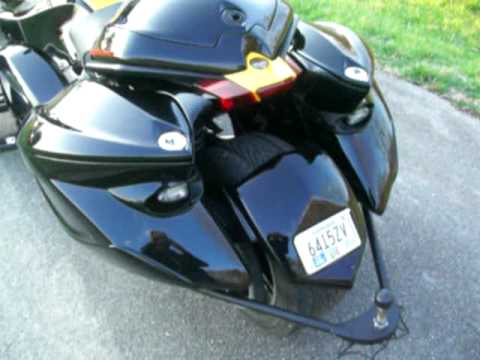 My Can Am Spyder
