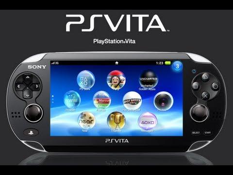 SONY :  No podras jugar discos de psp en tu PS Vita