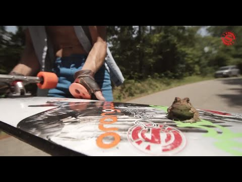 Midwest Longboarding and the Original Skateboards Arbiter 36