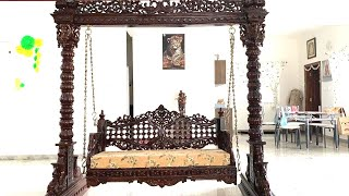 #Royal #Premium Handcrafted Indoor #Wood Swings Jhoola | How to Assemble - Aarsun