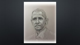 Drawing the Face: A Portrait of Obama, take 2