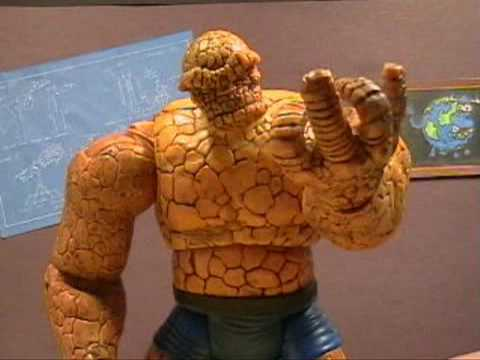 The Thing On, Fantastic 4