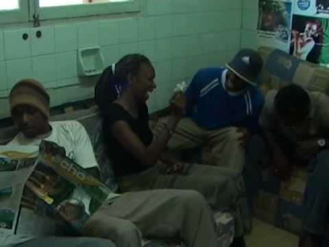 Vanuatu Acappella Union visit Radio Djiido