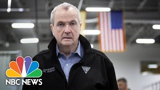 Live: New Jersey Gov. Phil Murphy Holds Coronavirus Briefing | NBC News