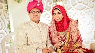 Zarif & Hifza's Wedding/Presented by Creation