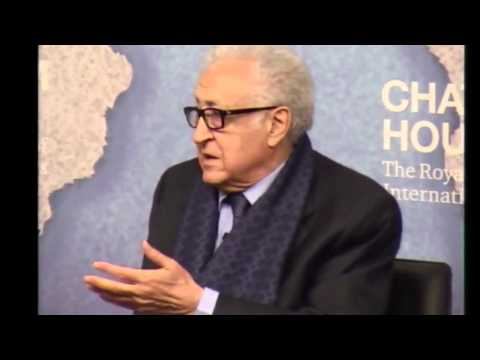 Event Speech: Syria's Conflict and the Impact on Its Neighbours: The Long View