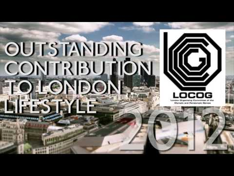 LOCOG - Outstanding Contribution to London Lifestyle 2012