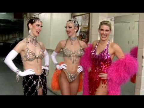 Shoetube.tv presents How To Strut Like a Vegas Showgirl