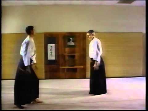 Aikido Tanto Dori Munetsuki by Jim Graves, 5th Dan Image 1