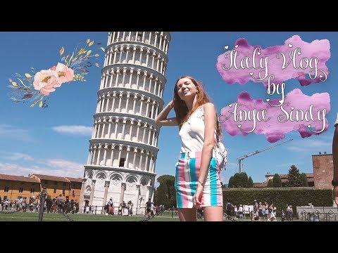 НЕ БОЙТЕСЬ СОВЕРШАТЬ ОШИБКИ | ITALY VLOG, PISA