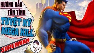 ĐỪNG XEM🚫 ! BẠN SẼ TỐN TIỀN💲MUA SUPERMAN ĐẤY-Hướng dẫn A-Z về SUPERMAN