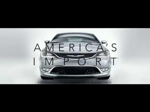 The 2016 Chrysler 200 makes Los Angeles feel like Sweden