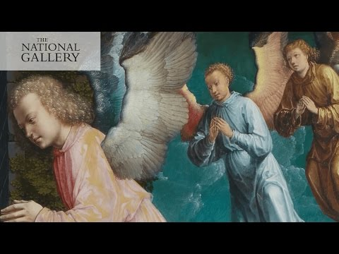 Hidden angels | Angel Trail | The National Gallery, London