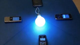 "Free Energy Generator light bulb. ""Free Energy"""