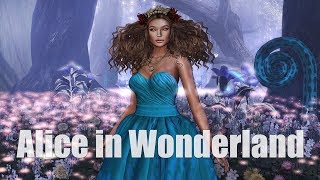 Exploring Second Life - Alice in Wonderful on Euphoria