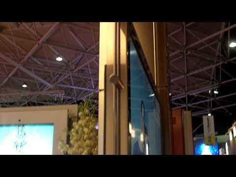 ISE 2015: Fida Shows the Media Chrome Low Voltage Digital Signage Display