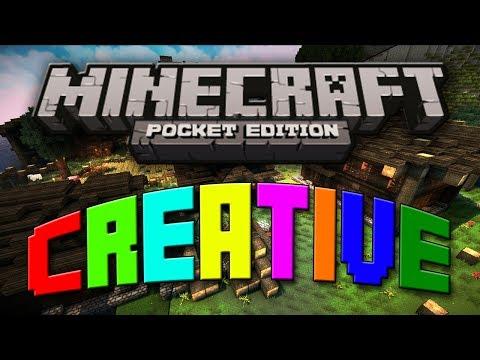 Minecraft PE Server Review - BroCraft (24/7 Creative/Reset) [0.8.1]