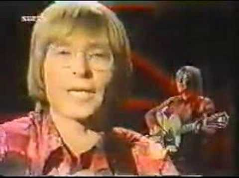 John Denver - Leaving on a Jet Plane Music Videos