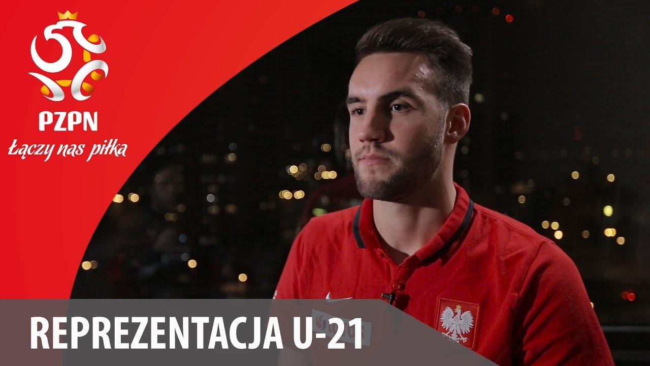 U-21: Przemysław Szymiński i jego długa druga - od juniorów z Milikiem po reprezentację Polski