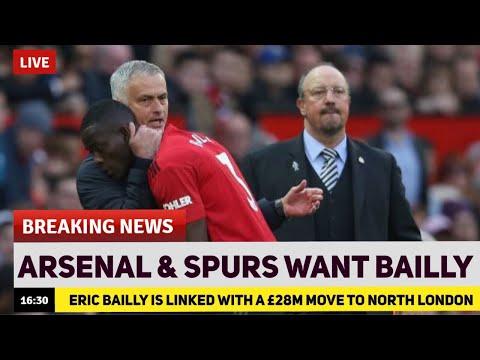 Massive Eric Bailly Transfer News   The Football Terrace