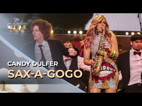Ladies Of Soul 2017 | Sax-A-GoGo - Candy Dulfer