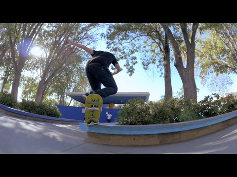 Santa Monica Skate Session with Sierra Fellers and friends.